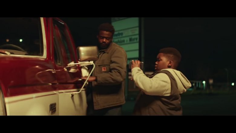 Carhartt Jacket Worn by Daniel Kaluuya as Slim in Queen & Slim (2019) Movie