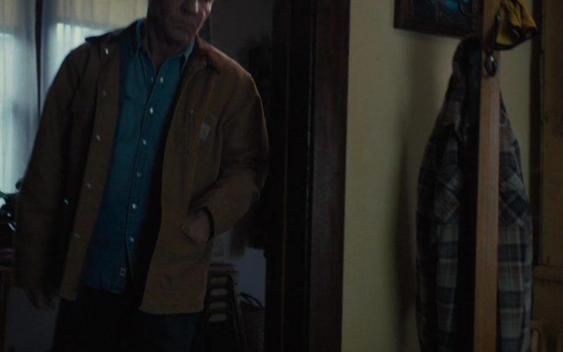Carhartt Jacket Worn by Dennis Quaid in A Dog's Journey (1)