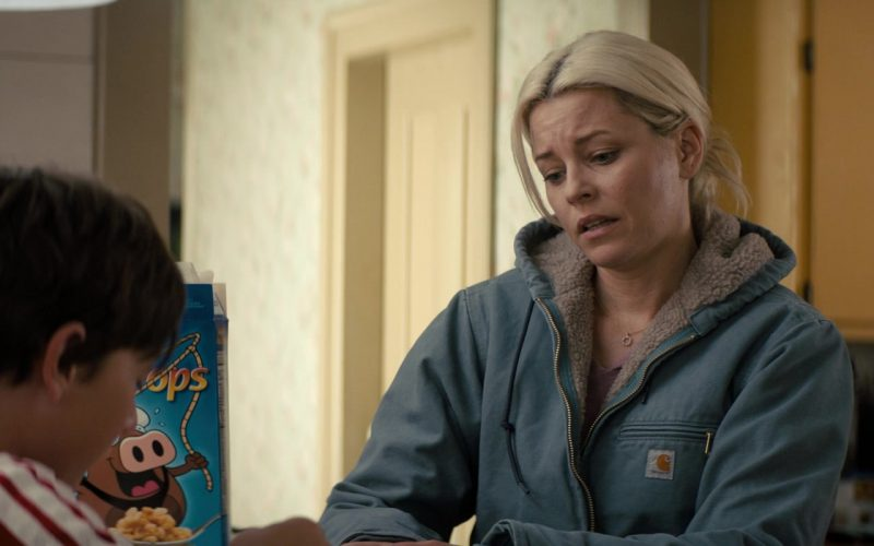 Carhartt Women's Blue Jacket Worn by Elizabeth Banks in Brightburn (3)