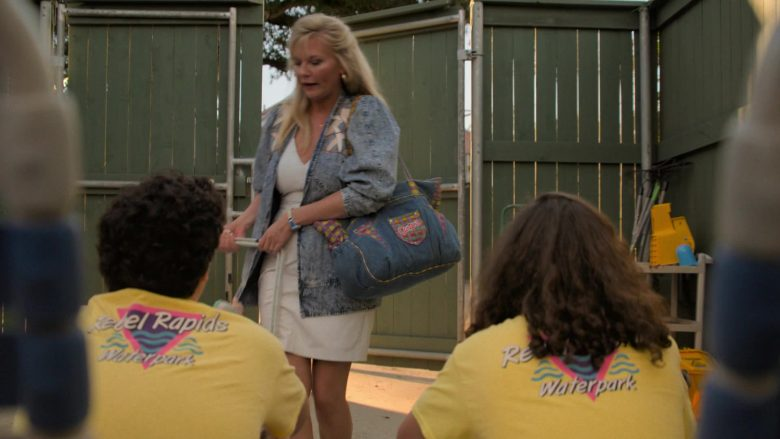 "Carter's Bag Used by Kirsten Dunst in On Becoming a God in Central Florida - Season 1, Episode 1, ""The Stinker Thinker"" (2019) TV Show"