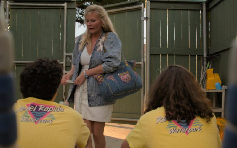 Carter's Bag Used by Kirsten Dunst in Becoming a God in Central Florida