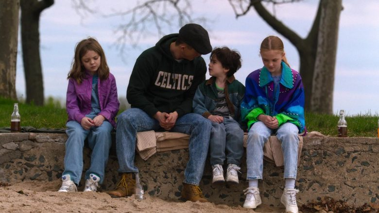 Celtics Hoodie in City on a Hill - Season 1, Episode 8, High On The Looming Gallows Tree (2019) - TV Show Product Placement