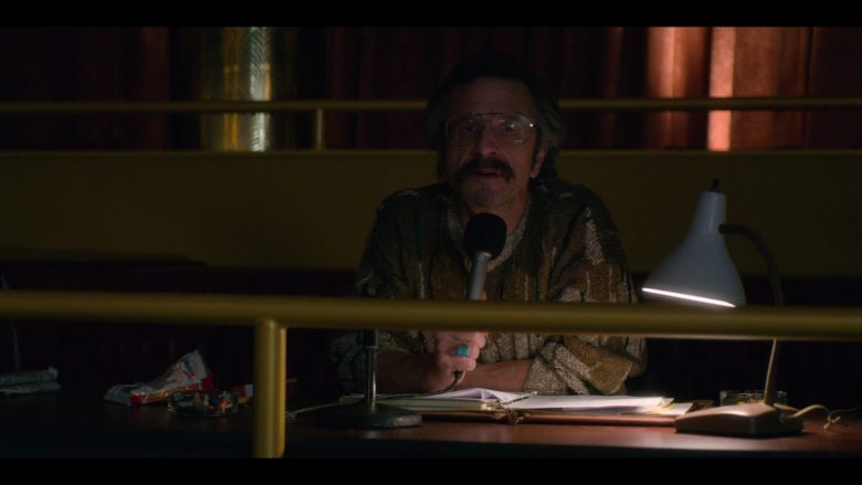 "Cheetos Snack Enjoyed by Marc Maron as Sam Sylvia in Glow - Season 3, Episode 1, ""Up, Up, Up"" (2019) - TV Show Product Placement"