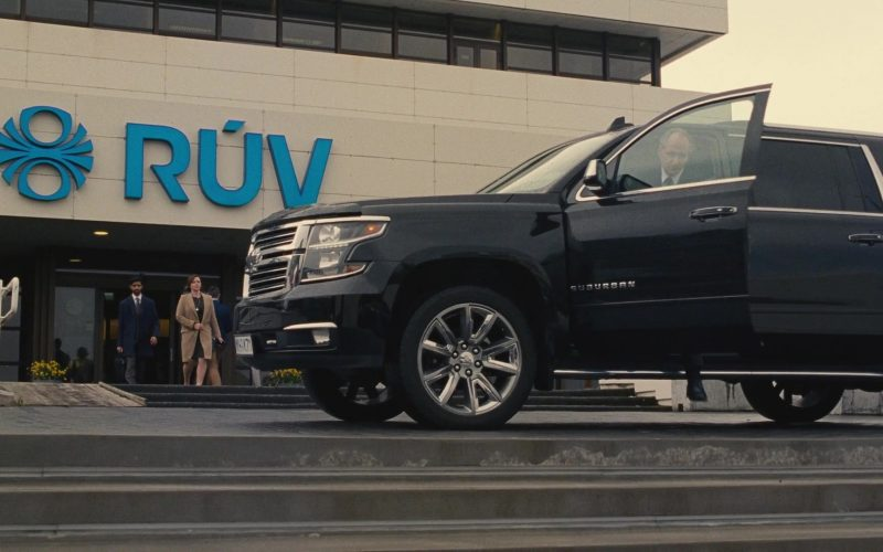 Chevrolet Suburban Full-Size SUV in Succession