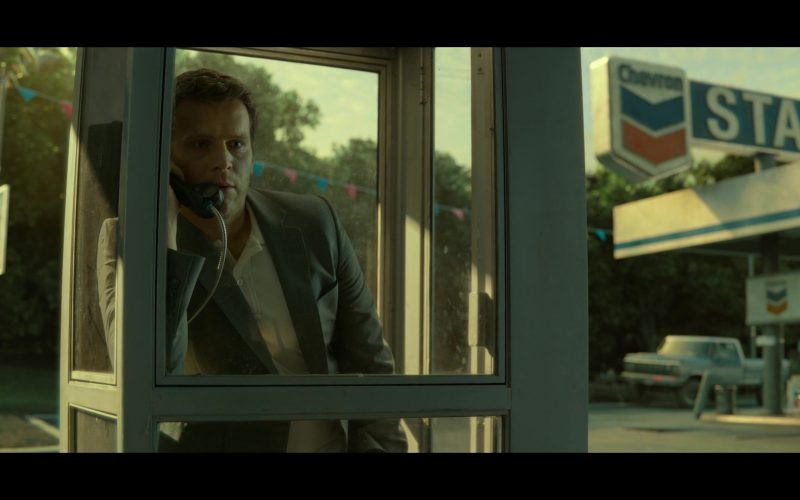 Chevron Gas Station in Mindhunter (1)