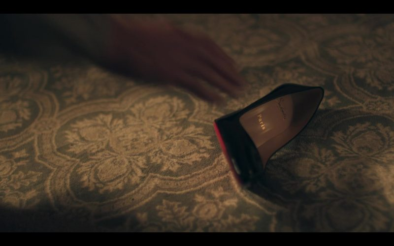 Christian Louboutin Paris Shoe in The Handmaid's Tale