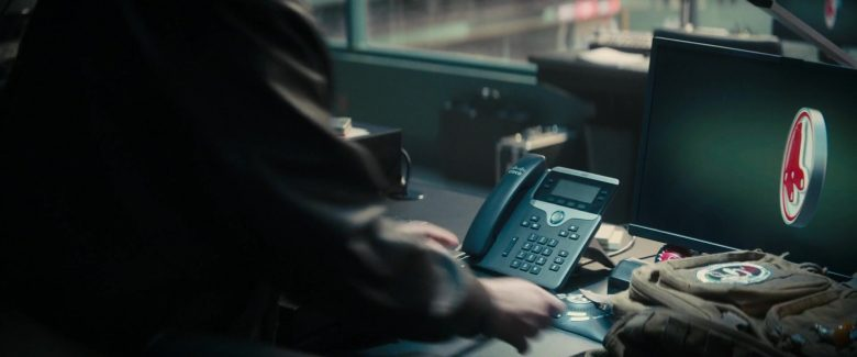 Cisco Phone in Godzilla: King of the Monsters (2019) - Movie Product Placement
