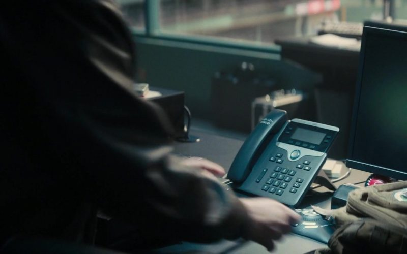 Cisco Phone in Godzilla King of the Monsters