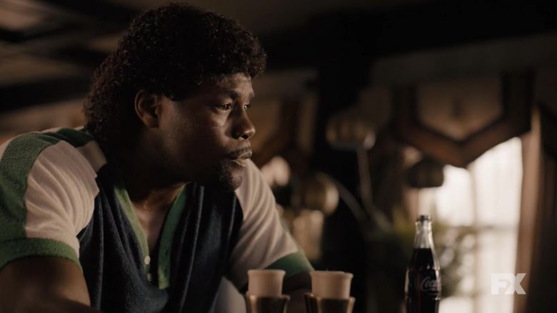 Coca-Cola Bottle in Snowfall - Season 3, Episode 5, The Bottoms (2019) - TV Show Product Placement