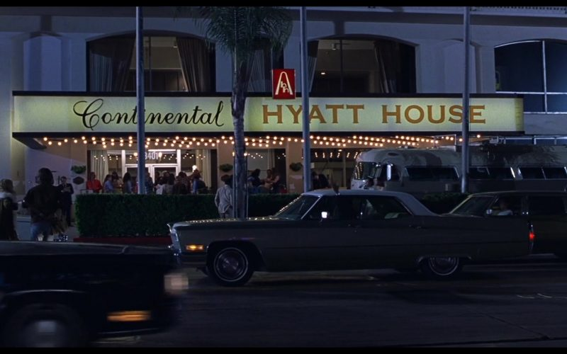Continental Hyatt House in Almost Famous (1)
