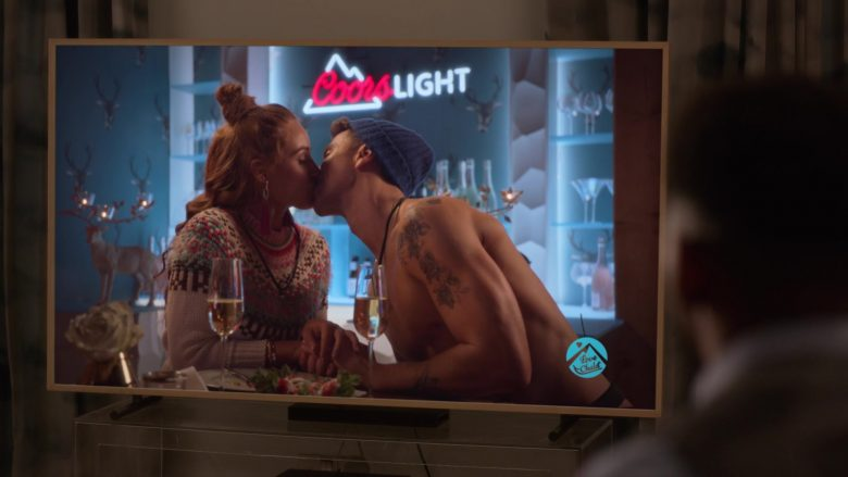 Coors Light Neon Signs in Four Weddings and a Funeral - Season 1, Episode 5, Love, Chalet (2019) TV Show