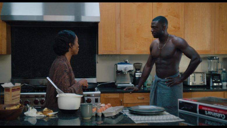 Cuisinart in Otherhood (2019) - Movie Product Placement