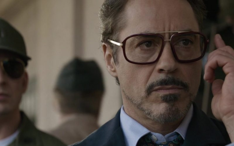 DITA Sunglasses Worn by Robert Downey Jr. as Tony Stark in Avengers Endgame (3)