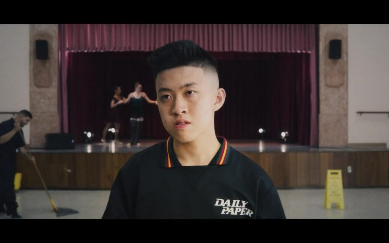 Daily Paper Black Shirt Worn by Rich Brian in 100 Degrees (1)