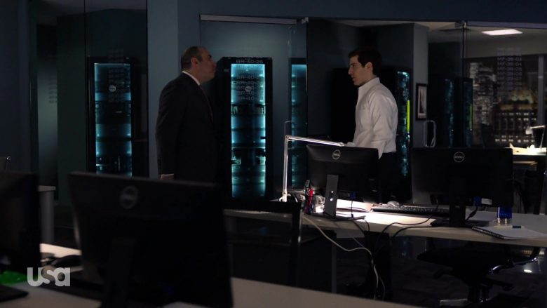 Dell All-In-One Computers in Suits – Season 9, Episode 3, Windmills (2019) - TV Show Product Placement