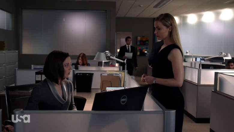 Dell Computer Monitor in Suits – Season 9, Episode 3, Windmills (2019) - TV Show Product Placement