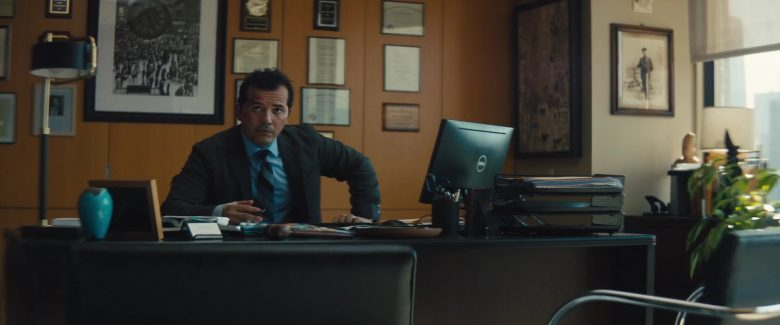 Dell Computer Monitor in The Sun Is Also a Star (2019) - Movie Product Placement