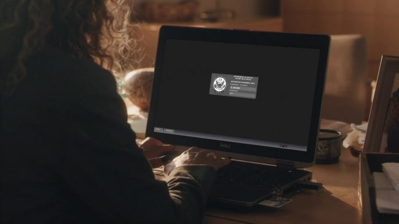 Dell Notebook in Ambitions - Season 1, Episode 9, Giving Up (2019) - TV Show Product Placement