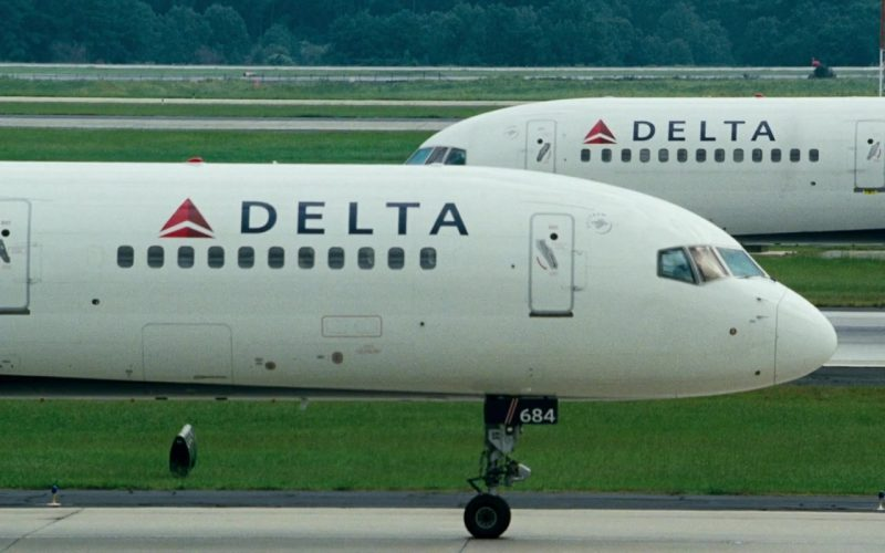 Delta Airlines in Due Date