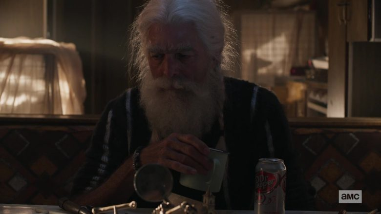 Diet Dr Pepper in Preacher - Season 4, Episode 2 (2019) - TV Show Product Placement