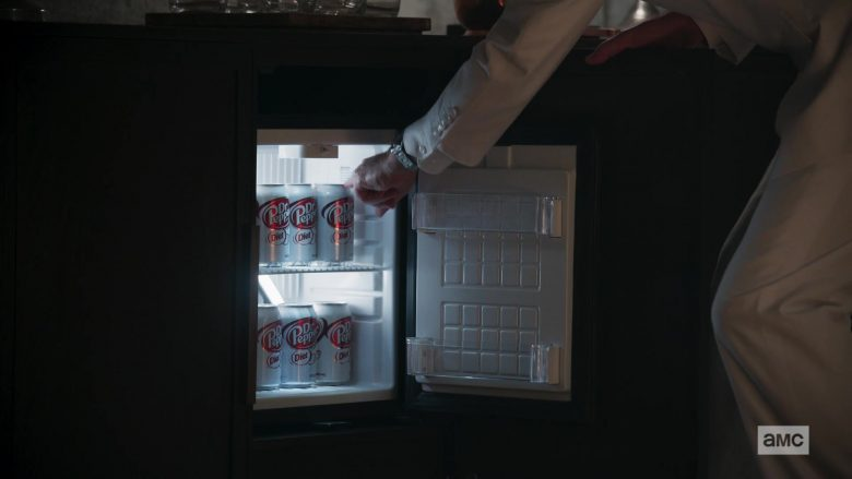 Dr Pepper Diet Cans in Preacher - Season 4, Episode 1 (2019) - TV Show Product Placement