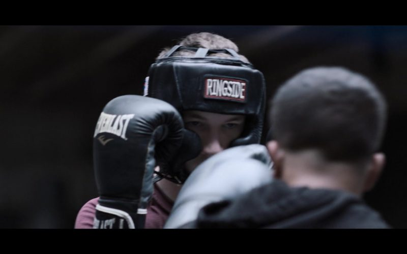 Everlast Boxing Gloves and Ringside Headgear in 13 Reasons Why