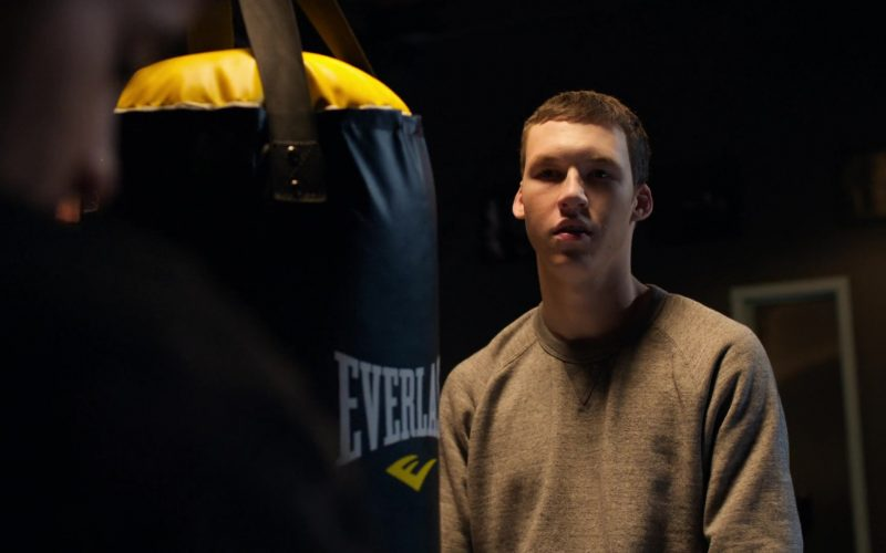 Everlast Leather Heavy Bag Used by Devin Druid in 13 Reasons Why
