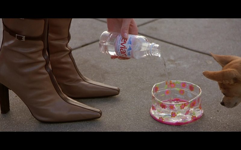 Evian Water in Legally Blonde (2)