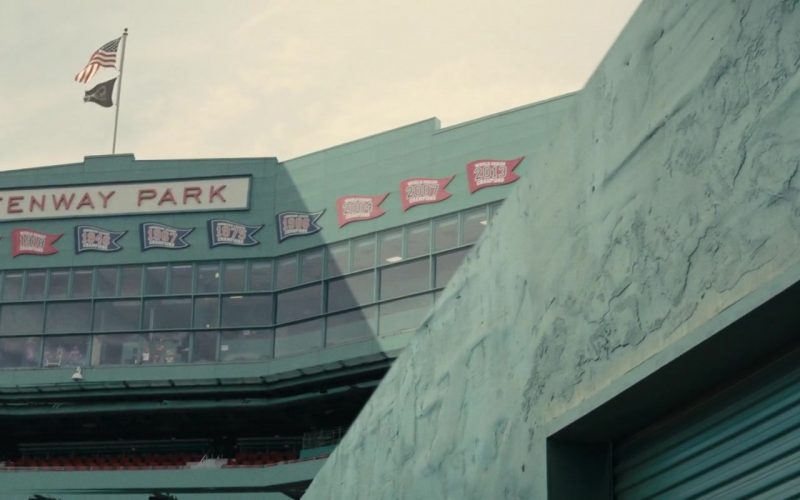 Fenway Park Baseball Park in Godzilla King of the Monsters (2)