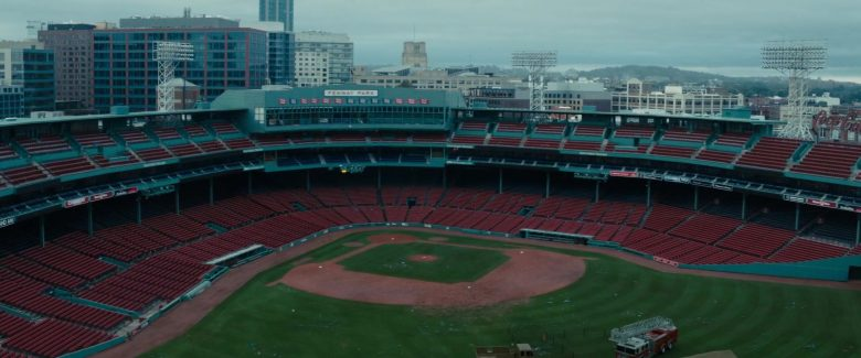 Fenway Park Baseball Park in Godzilla: King of the Monsters (2019) - Movie Product Placement