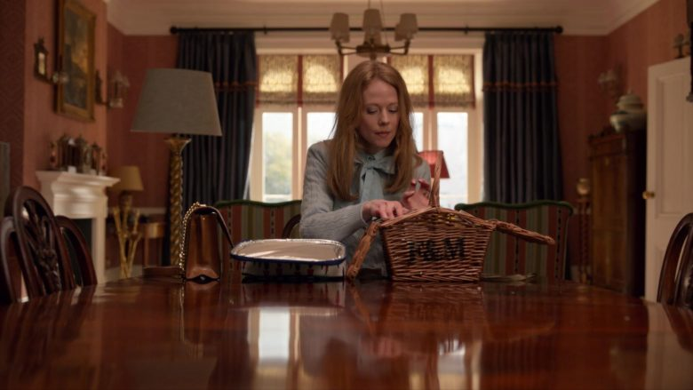 Fortnum & Mason Luxury Gift in Four Weddings and a Funeral - Season 1, Episode 7, The Sound of Music (2019) - TV Show Product Placement