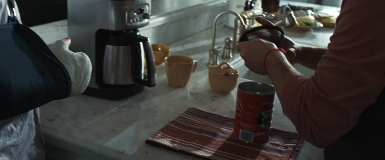 French Market Coffee in Due Date (2010) Movie
