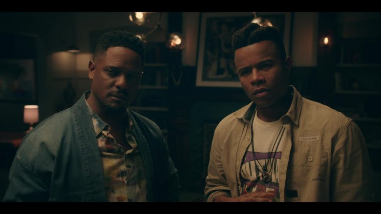 G-Star RAW Shirt in Dear White People - Season 3, Episode 6 (2019) - TV Show Product Placement