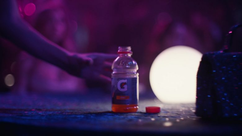 Gatorade in Euphoria - Season 1, Episode 8, And Salt the Earth Behind You (2019) - TV Show Product Placement