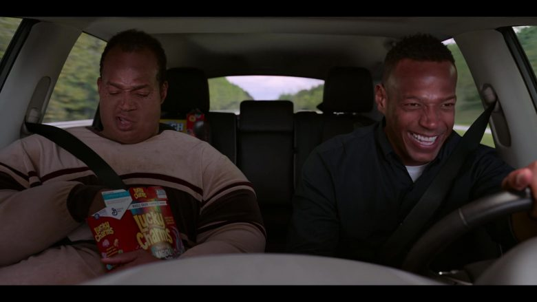 General Mills Lucky Charms Cereal Enjoyed by Marlon Wayans in Sextuplets (2019) - Movie Product Placement