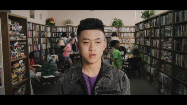 Guess Black Denim Jacket Worn by Rich Brian in 100 Degrees (2019) - Official Music Video Product Placement