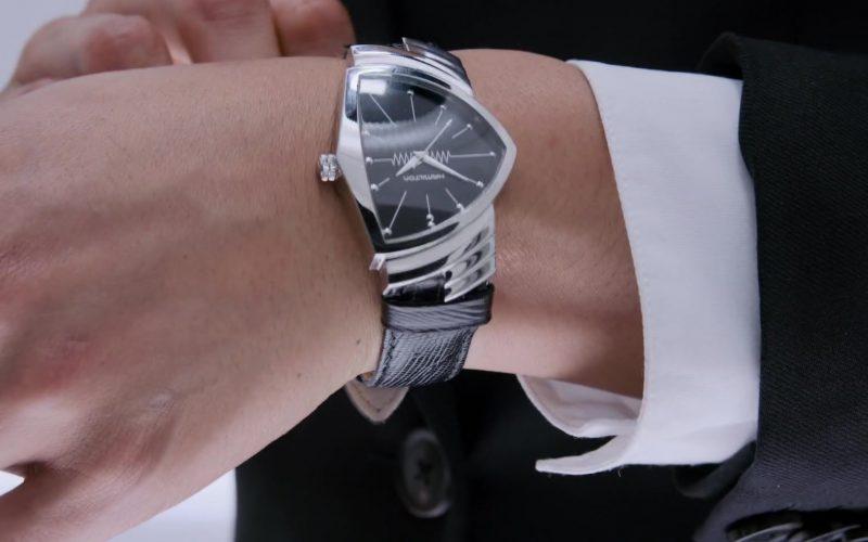 Hamilton Watch Worn by Tessa Thompson in Men in Black International (1)