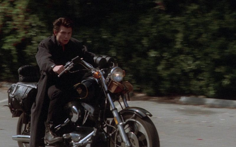 Harley-Davidson FXRS-SP Low Rider Motorcycle Used by Christian Slater as Jason Dean in Heathers (1)