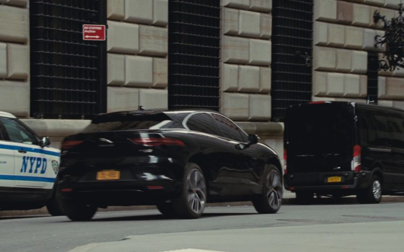 Jaguar I-PACE All-Electric Car in Succession (3)