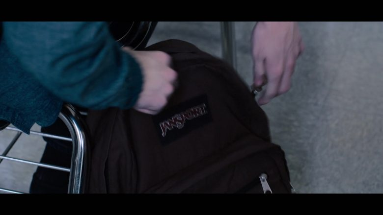 "JanSport Backpack Used by Devin Druid in 13 Reasons Why - Season 3, Episode 4, ""Angry, Young and Man"" (2019) TV Show"