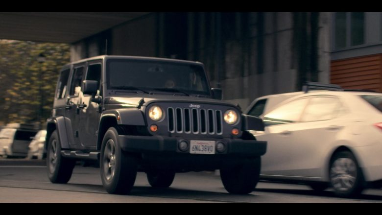 Jeep Wrangler SUV Used by Katheryn Winnick in Wu Assassins – Season 1, Episode 2, Misspent Youth (2019) - TV Show Product Placement