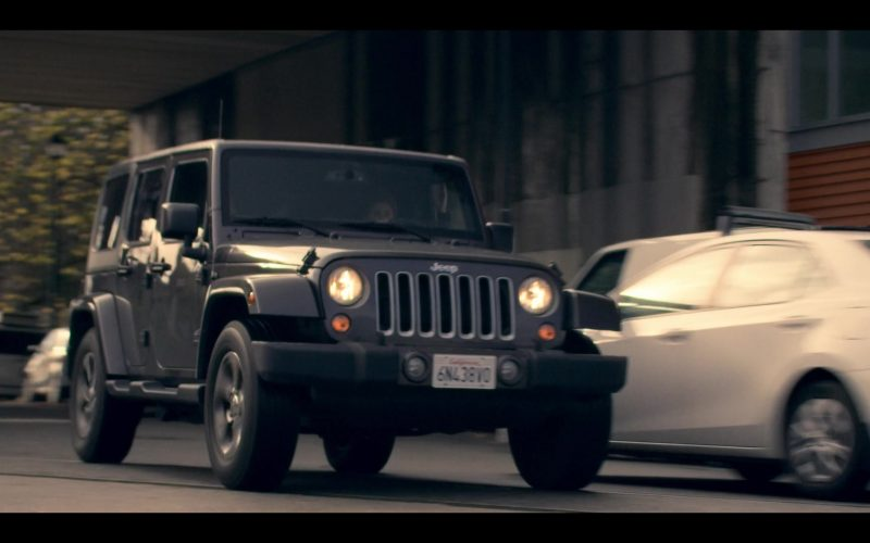 Jeep Wrangler SUV Used by Katheryn Winnick in Wu Assassins (2)