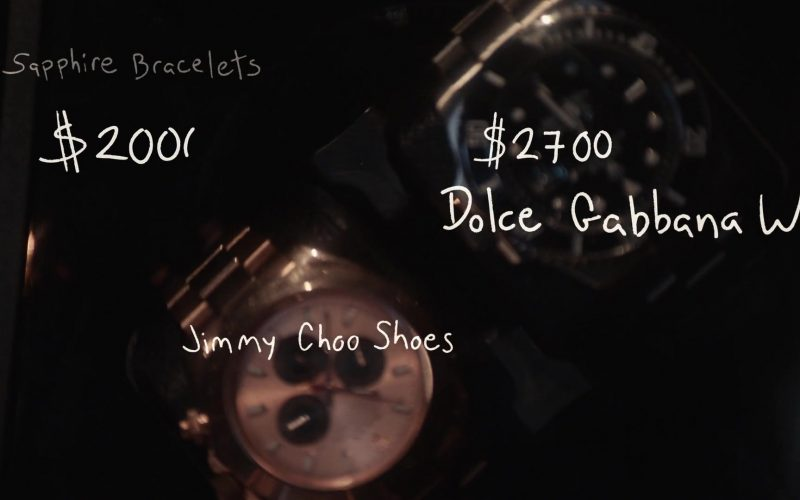 Jimmy Choo Shoes and Dolce Gabbana Wallet in The Righteous Gemstones (1)