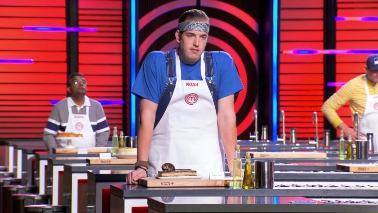 John Boos & Co. Wood Cutting Boards in MasterChef - Season 10, Episode 14, Let Them Eat Cake (2019) - Reality Television Product Placement