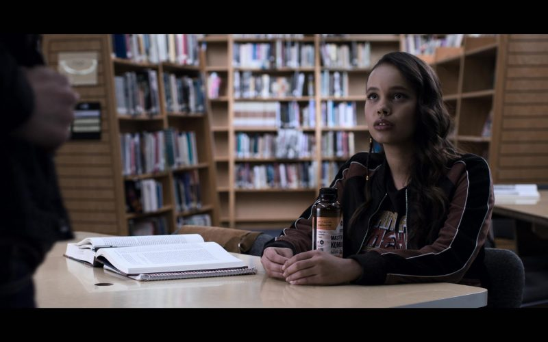 KeVita Master Brew Kombucha Enjoyed by Alisha Boe as Jessica in 13 Reasons Why (3)