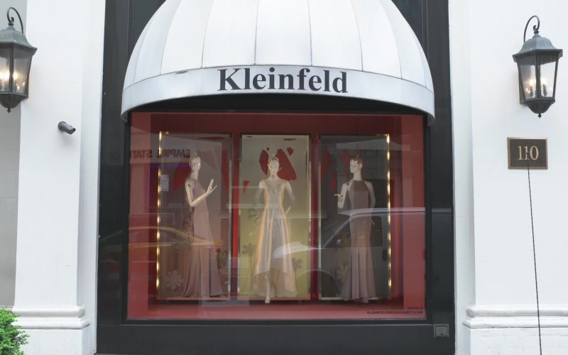 Kleinfeld Bridal Wedding Dress Store in Younger (2)