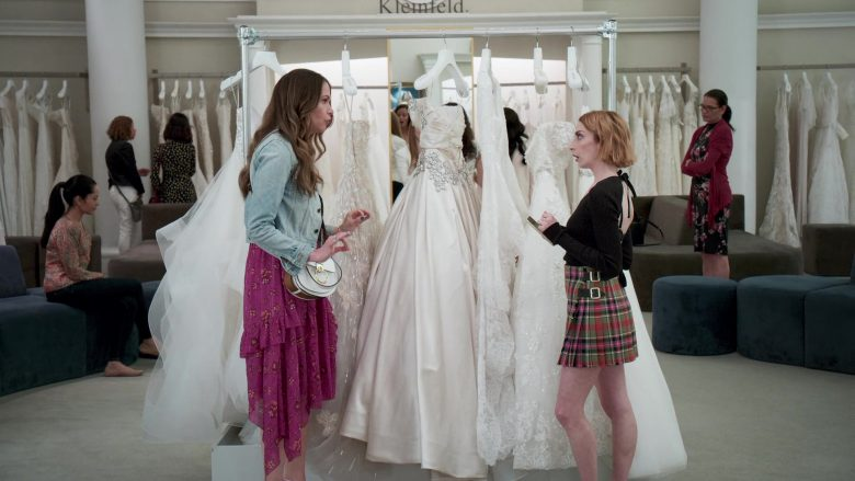 Kleinfeld Bridal Shop in Younger - Season 6, Episode 10, It's All About the Money, Honey (2019) - TV Show Product Placement