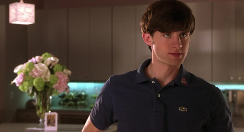 Lacoste Polo Shirt in Legally Blonde 2: Red, White & Blonde (2003) - Movie Product Placement
