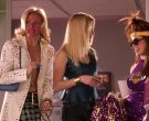 Lakers Sparkly & Embellished Top Worn by Alanna Ubach in Legally Blonde 2 (2)
