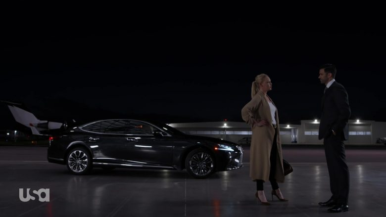 Lexus LS Car in Suits - Season 9, Episode 6, Whatever it Takes (2019) - TV Show Product Placement